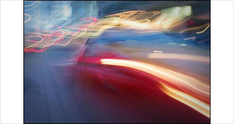 red car | yonge street | toronto | Canon G3