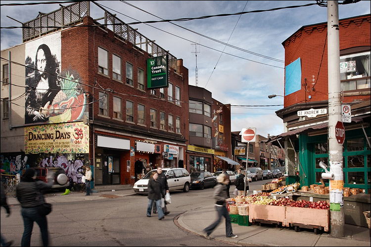 Kensington Market - Shopping, Attractions/Entertainment - 225 Augusta Ave, Toronto, ON, CA