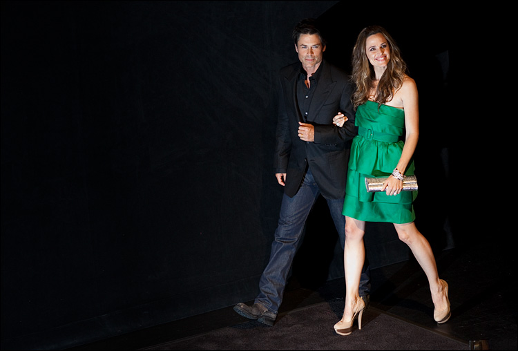 jennifer garner and rob lowe || Canon5D2/EF200f2.8L | 1/160s | f2.8 | ISO1600