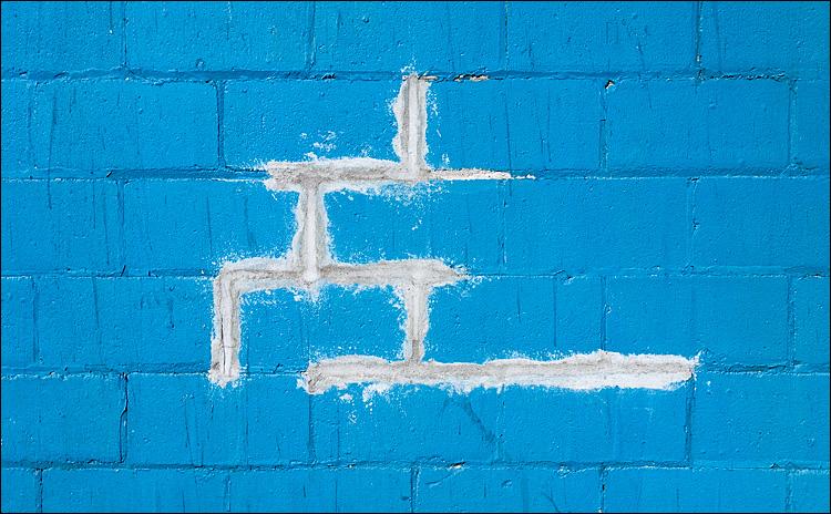 blue bricks || Panasonic Gf1/Pana20f1.7 | 1/4000s | f3.5 | ISO100