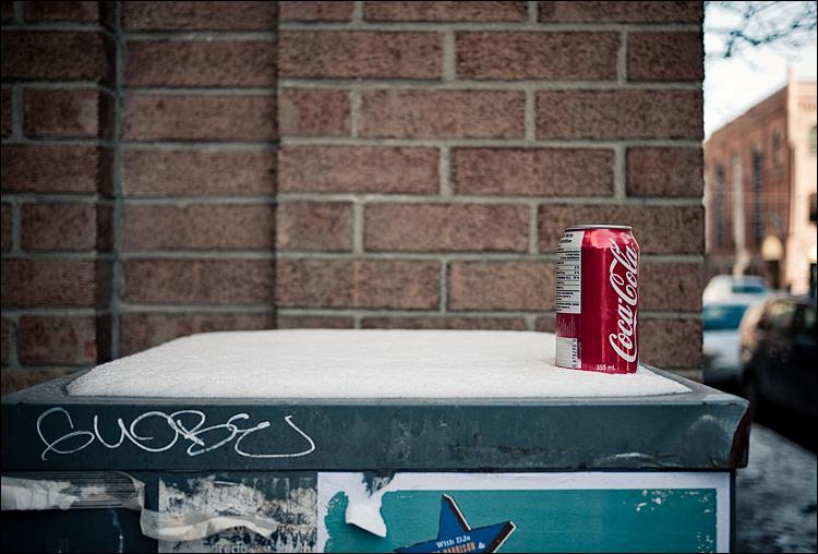 cold coke || Panasonic GF1/Pana20f1.7 | 1/800s | f1.8 | ISO100