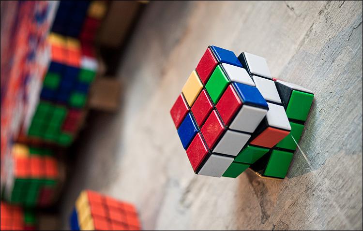 cube works || Panasonic GF1/Pana20f1.7 | 1/250s | f1.7 | ISO100