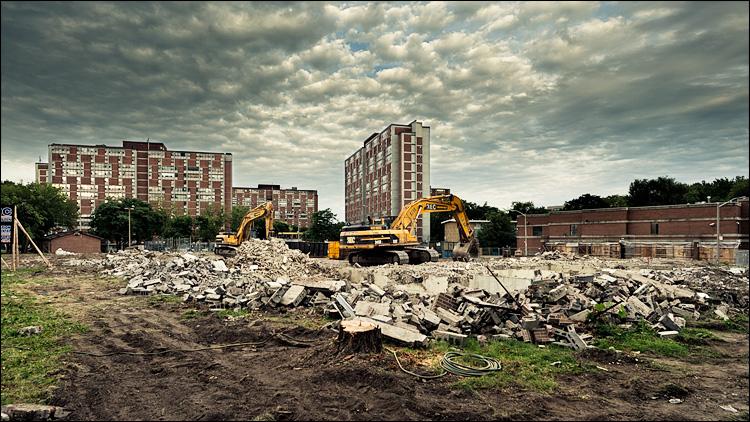 demolition || Canon 5D2/Sigma12-24@17 | 1/125s | f8 | ISO200