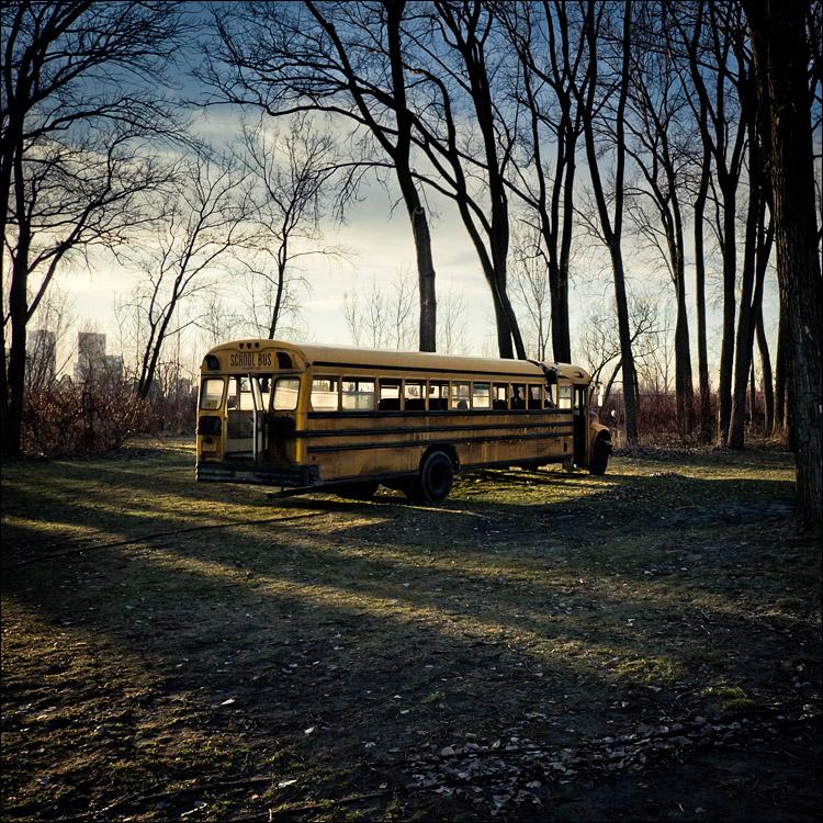 School Bus    Panasonic GH2/Vario 7-14   1/400s   f8   ISO160