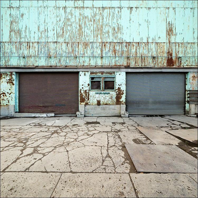 Garage Doors || Panasonic GH2/Vario 7-14@7 | 1/60s | f4 | ISO500