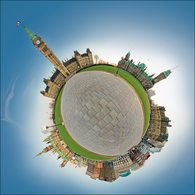 Parliament Planet, Ottawa