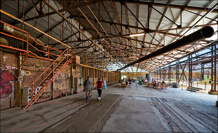 Brickworks - After || Panasonic GH2/Vario7-14@7 | 1/60s | f4 | ISO400
