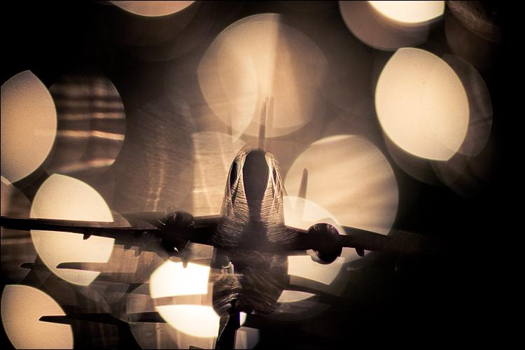 Flight || Panasonic GH2/Voigtlander Nokton f0.95 | 1/60s | f1 | ISO160