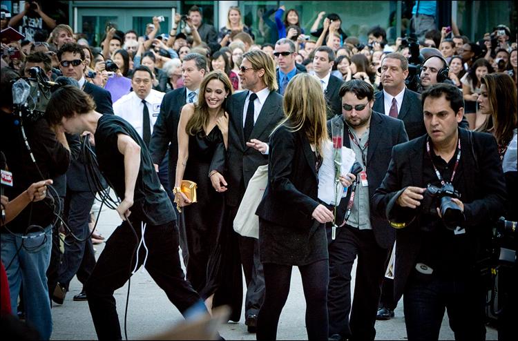 TIFF - Pitt and Jolie || Panasonic GH2/Vario14-140 | 1/400s | f5.8 | ISO2500