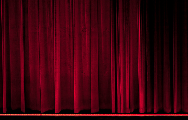 Last Curtain || Canon5D2/EF70-200f2.8L | 1/50s | f2.8 | ISO1600