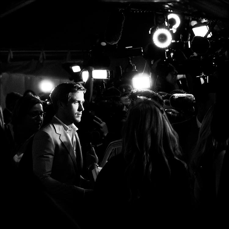TIFF - Ryan Gosling || Panasonic GH2/Vario14-140@140 | 1/125s | f5.8 | ISO800