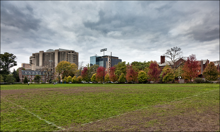 UofT Fall || Canon5D2/EF24-105f4L@24 | 1/60s | f8 | ISO400