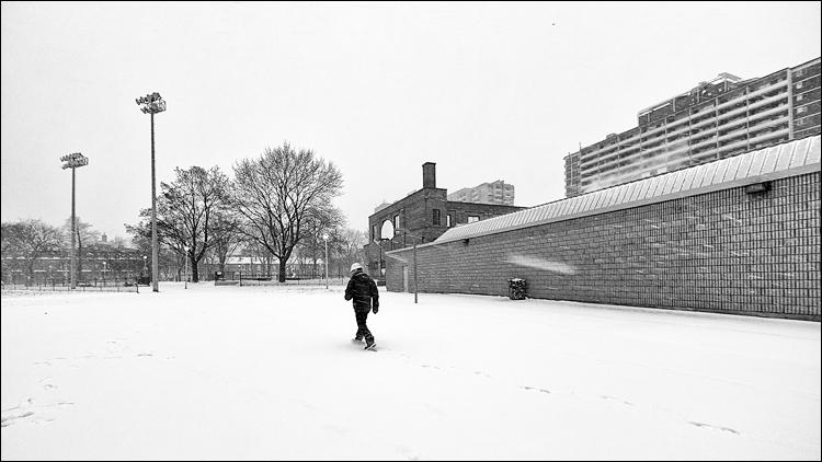 Snow Man || Panasonic GH2/Lumix7-14@7 | 1/160s | f5 | ISO160