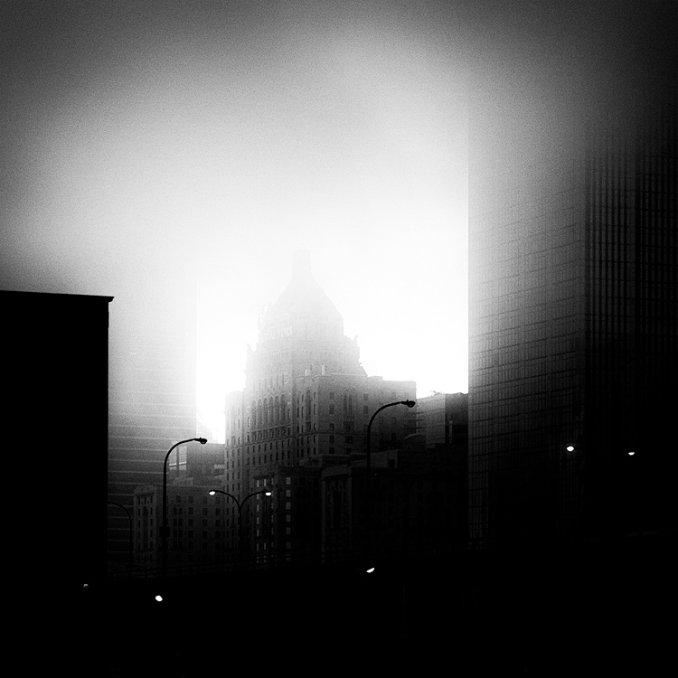 Royal York in Fog || Panasonic GX1/Olympus45f1.8 | 1/1000s | f1.8 | ISO160
