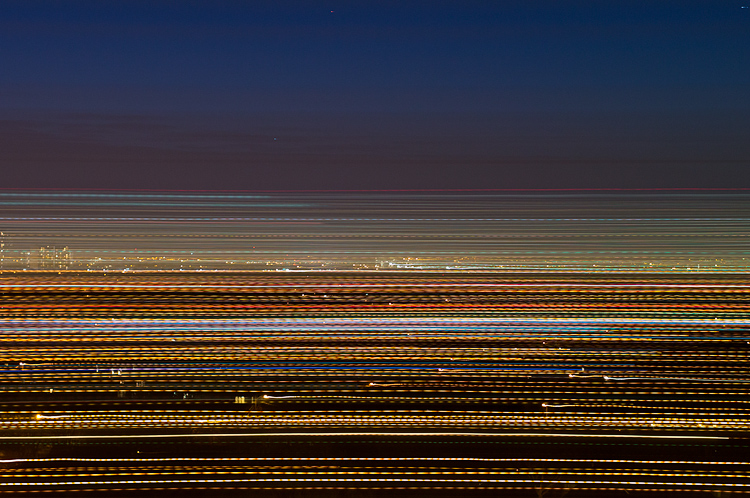 Fast City || Panasonic GX1/Olympus 45mmf1.8 | 4s | f3.5 | ISO160