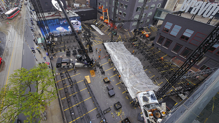 MMVA 2012 Construction || Panasonic GH2/Lumix7-14