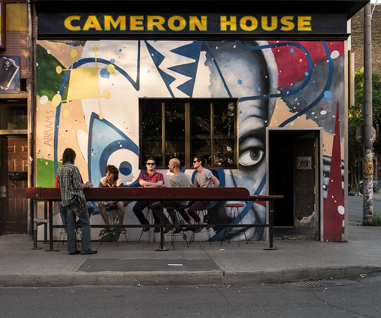 Cameron House || Panasonic GX1/Lumix14-140@22 | 1/80s | f4.5 | ISO160