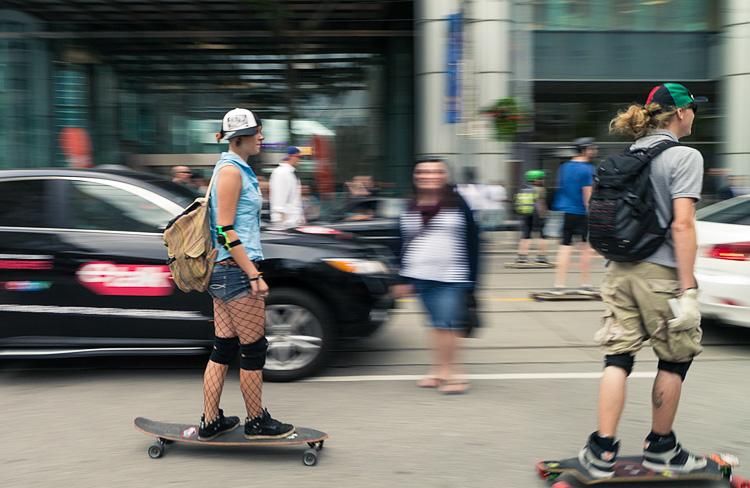 Skateboarders || Panasonic GX1/Lumix12-35 | ISO160