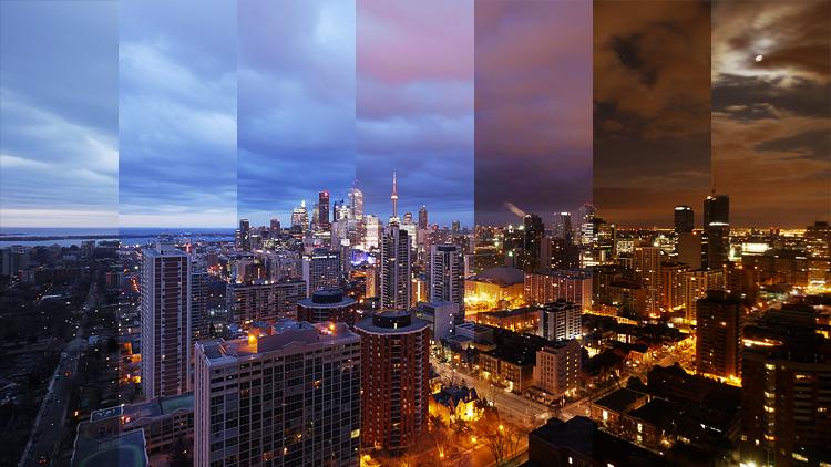 Toronto Timestrips