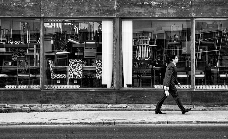 Man and Chairs || Panasonic GH3/Lumix12-35 | 1/125s | f2.8 | ISO200