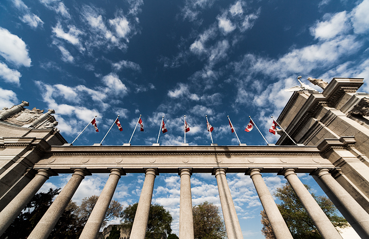 The Flags || Canon5D2/Sigma12-24 | 1/500s | f8 | ISO200