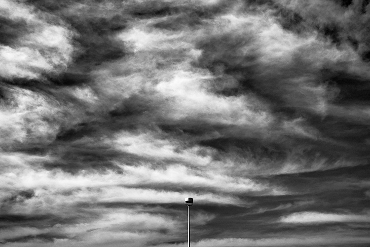 Cloudscape and Lamp || Panasonic GH3/Lumix12-35 | 1/1000s | f9 | ISO200