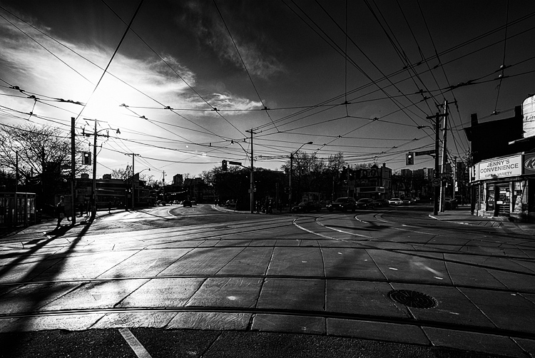 The Intersection || Panasonic GH3/Lumix7-14 | 1/640s | f10 | ISO200