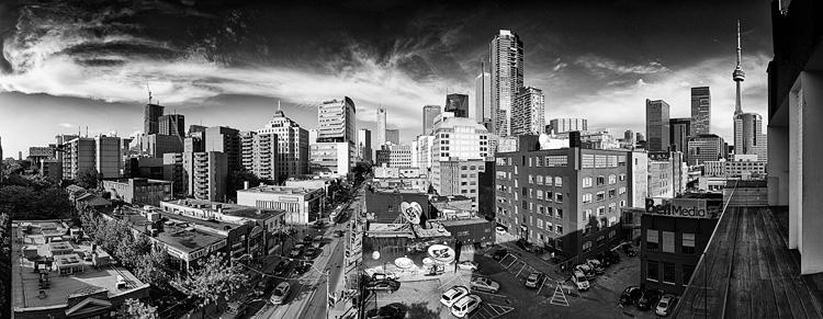 Wide Toronto || Panasonic GX1/Lumix12-35@12 | 1/250s | f8 | ISO160