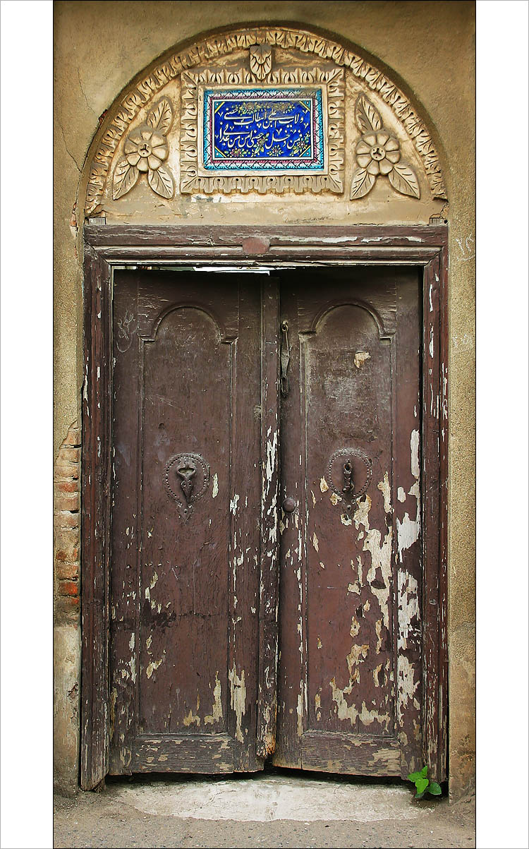 old persian door || canon 300d | 1/60s | f6.3 | ISO 100