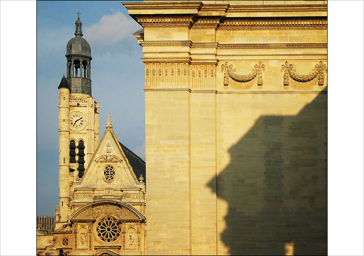 paris shadow || canon g3 | 1/1250s | f4.5 | ISO 50