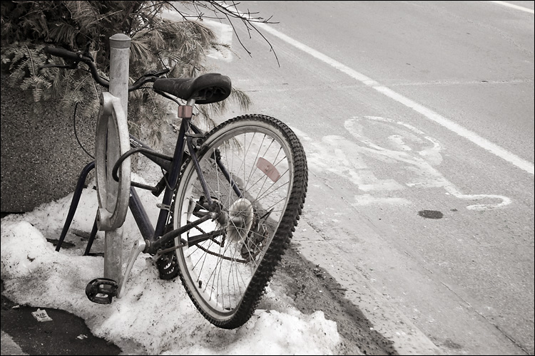 two bikes || canon 300d/ef-s 18-55 | 1/100s | f7.1 | ISO 100 | handheld