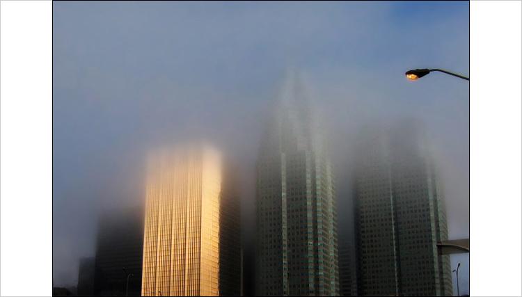 Shrouded City